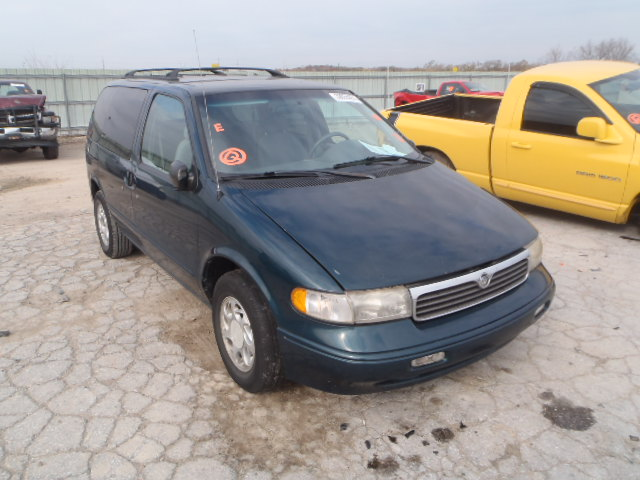 donated mini van