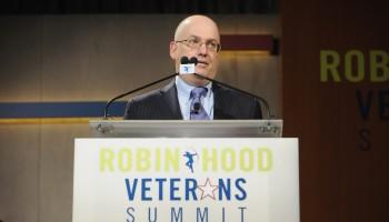 Steven Cohen Speaks at the Robin Hood Veterans Summit in 2012 Photographer: Craig Barritt/Getty Images
