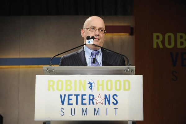 Steven Cohen Speaks at the Robin Hood Veterans Summit in 2012 Photographer: Craig Barritt/Getty Images
