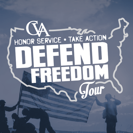 Defend Freedom Tour logo