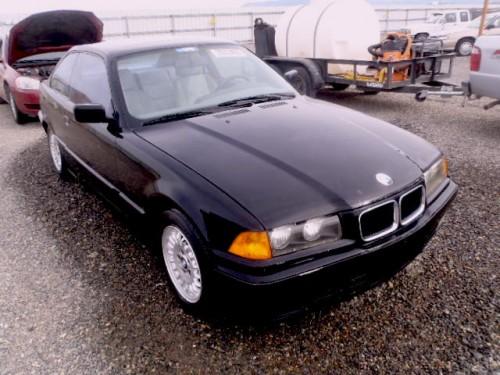 donated BMW