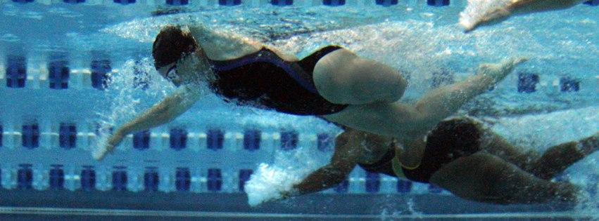 veteran swimmer competing in 2014 Warrior Games