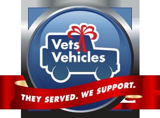 Vets Vehicles logo