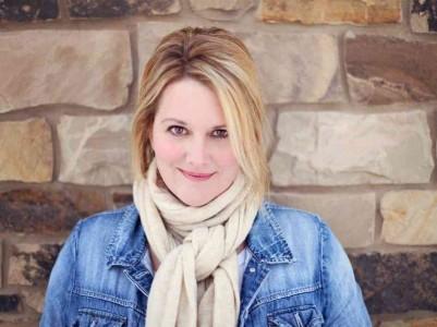 author Angie Ricketts